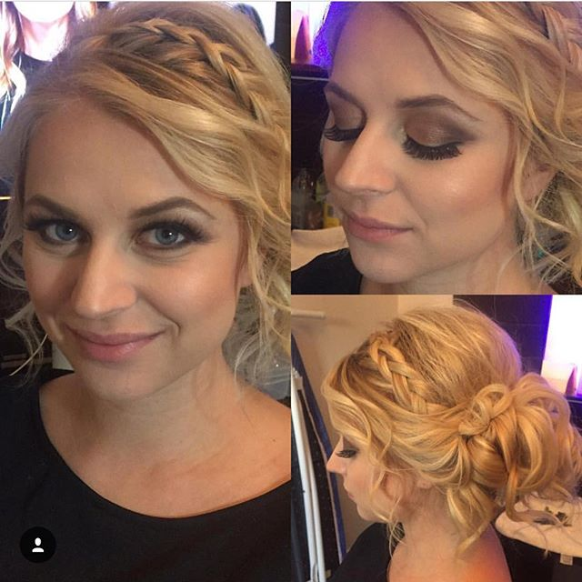 Hair and Makeup by _hairandmakeupby_cat #nolastylist #metairiestylist #metairiemakeupartist