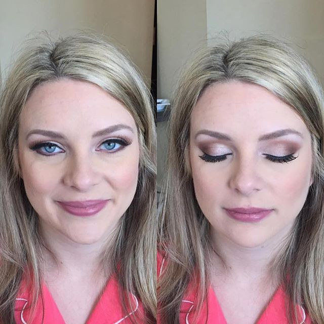 Bridesmaids makeup done by _ _hairandmakeupby_cat #nolastylist #metairiestylist #nolamaleupartist #m