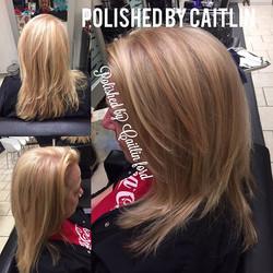Hair by Caitlin Hoffmann