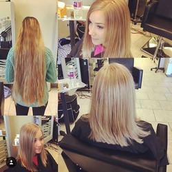 Hair done by stylist Melissa Hilburn!