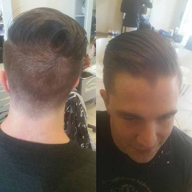 Men's cut done by _ _heatherbordelon_123 #menshair #menscut #metairiestylist #nolastylist