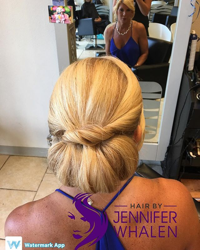 Hair by Jennifer Whalen! Book your appointment today!