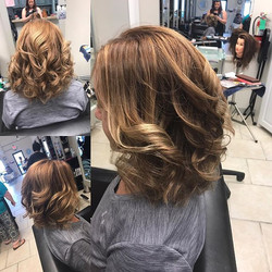 Color and Style _ done by stylist Terri Barba #metairiestylist #matrix