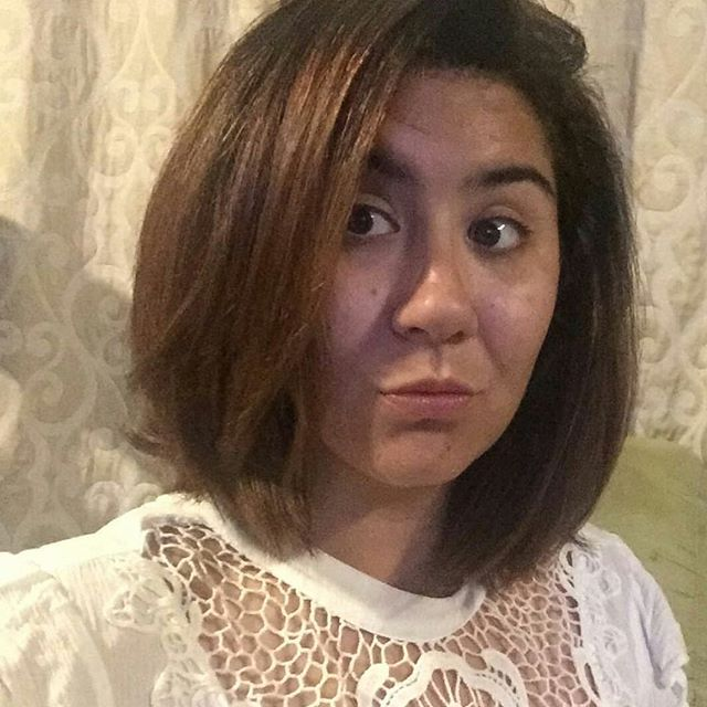 After Picture, no more greys! _ Hair Done by _heatherbordelon_123 #nolastylist #metairiestylist #col