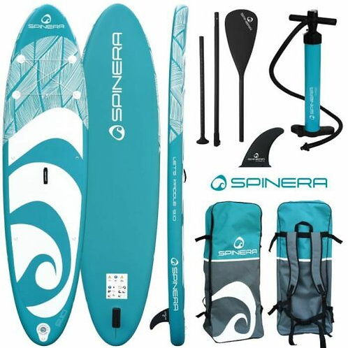 """Spinera Lets Paddle 10'4"""" Stand Up Paddleboard Package"""