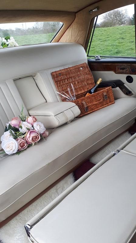 Daimler Interior