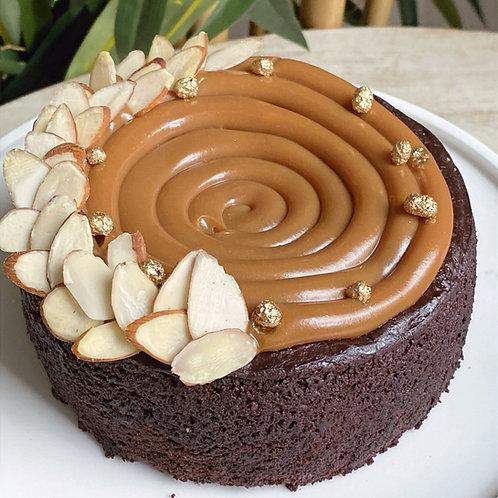Cake Chocolate Arequipe Paleo/Vegano