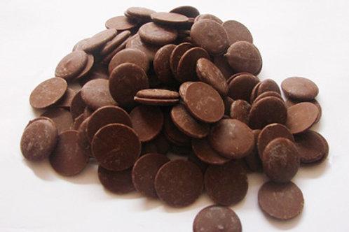 Gotas Chocolate 58% Cacao Sin Azúcar