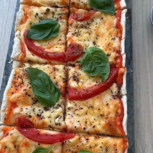 Pizzeta Margarita Sin Gluten Tamaño Personal