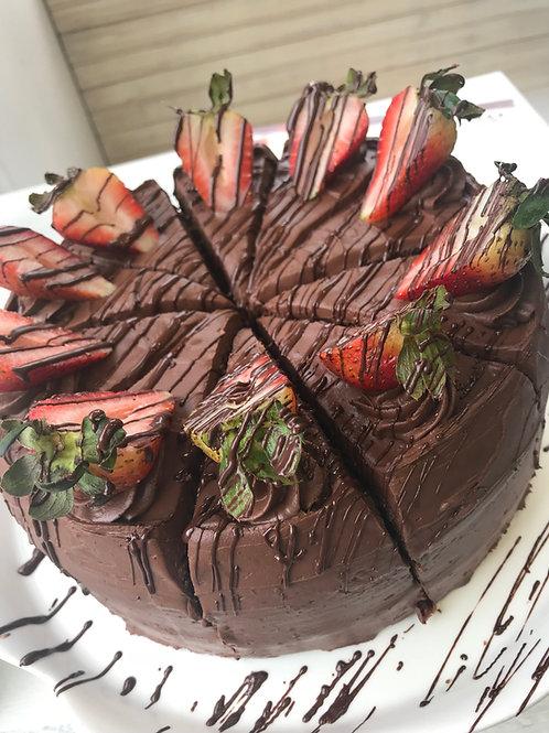 Cake Choco Fresa