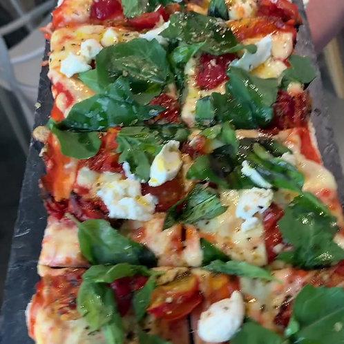 Pizzeta Cabra