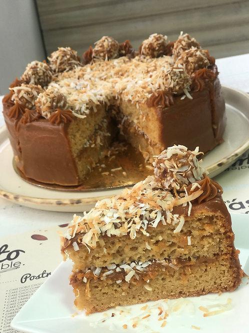 Cake Coco Arequipe