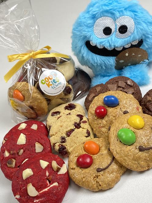 Kit Galleta+peluche Cookie