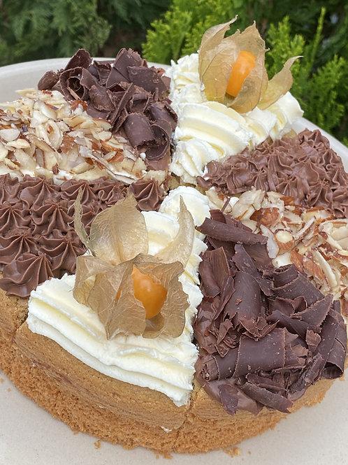 Cake Blond Surtido 8 PORCIONES