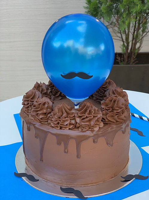 CAKE FANTASIA BLUE