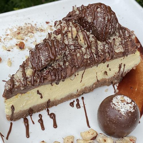 CheesesCake tipo Ferrero
