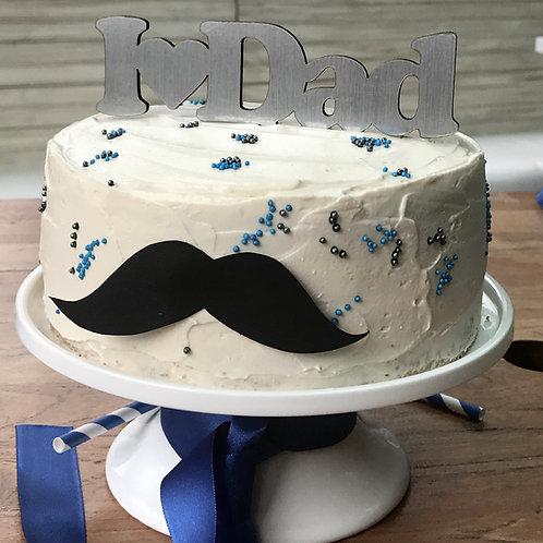 CAKE MOSTACHO