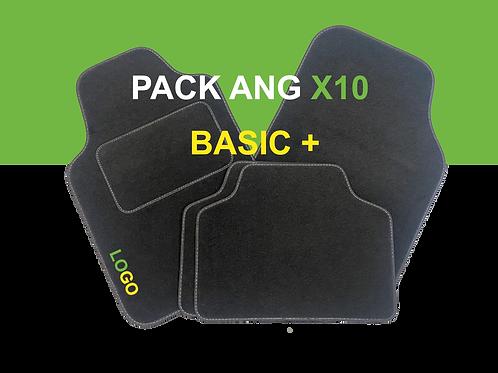 Pack ANG BASIC+ X10