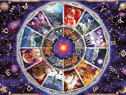 Astrology: 90 Min,12-Month Astrological Forecast