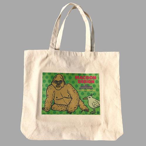 Macoon Design Gorilla Totebag
