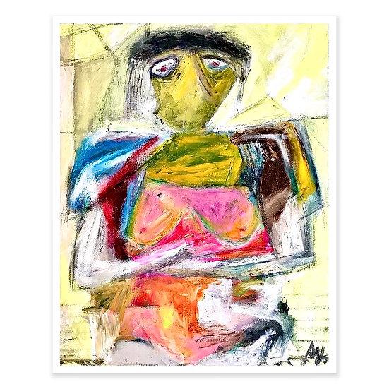 BOOMA - ART PRINT