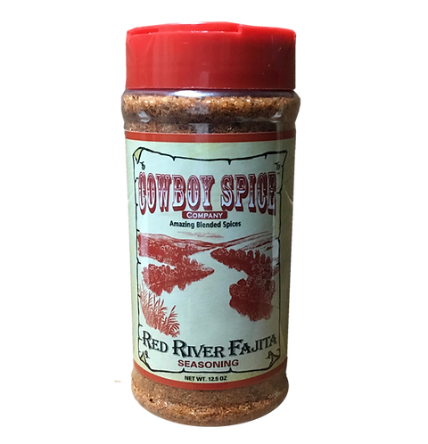 RED RIVER FAJITA SEASONING