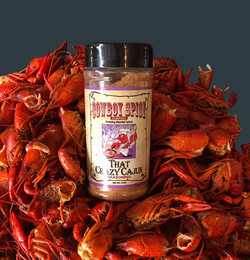 Crazy Cajun Crawfish image