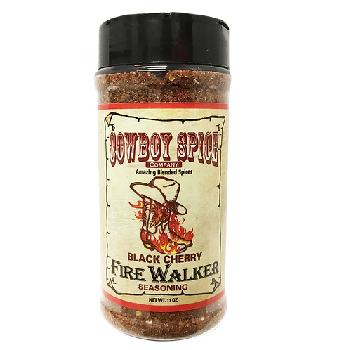 FIRE WALKER BLACK CHERRY