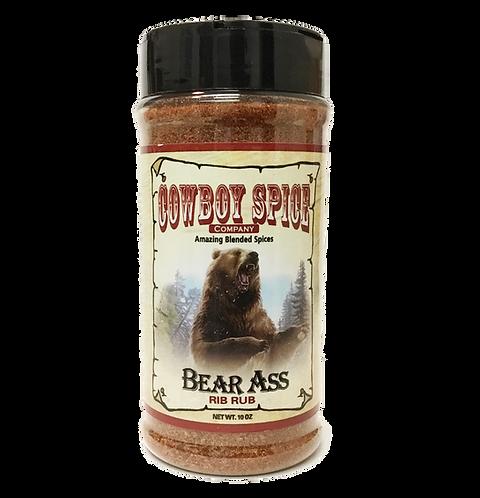 BEAR ASS RIB RUB