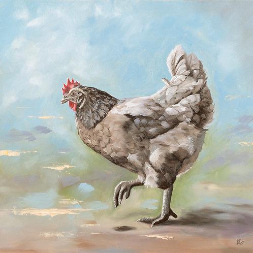 Bluebelle (chicken)