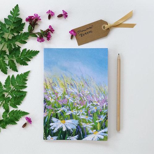 Summer Breeze Journal