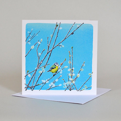 Card Spring Willow