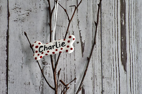 Charlie, Quirky Dog Gifts by Flora Olney