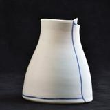 Large Ceramic Vase by Richard Baxter