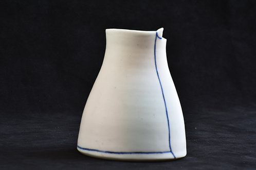 Large Ceramic Vase by Richard Baxter