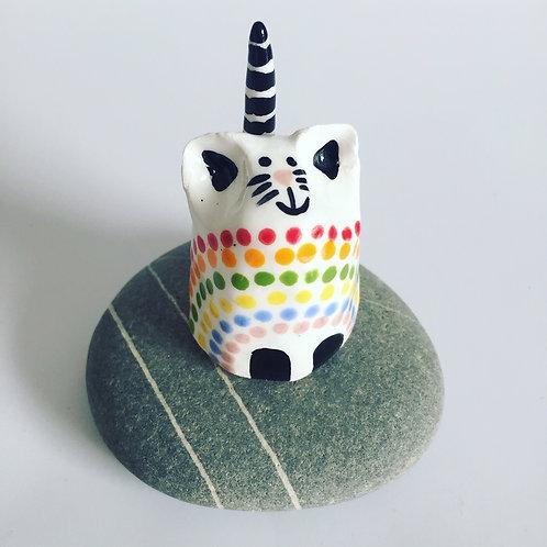 Billy - Cat Ceramic
