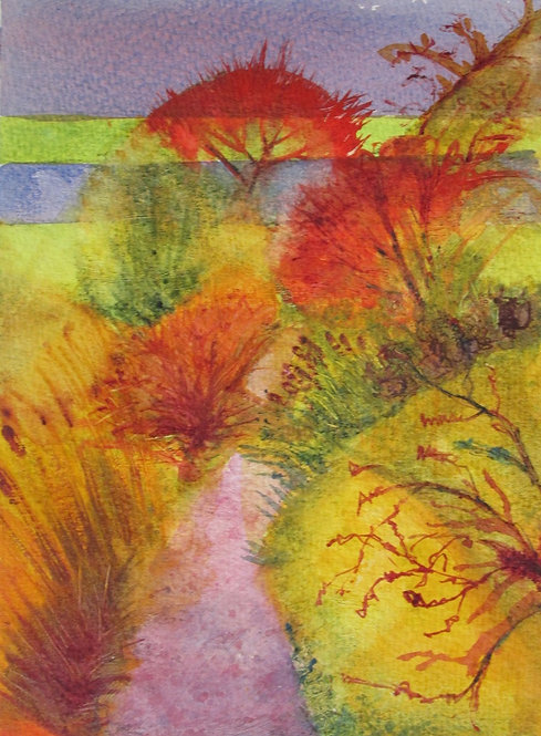 Summer Stroll by Susan Keeble