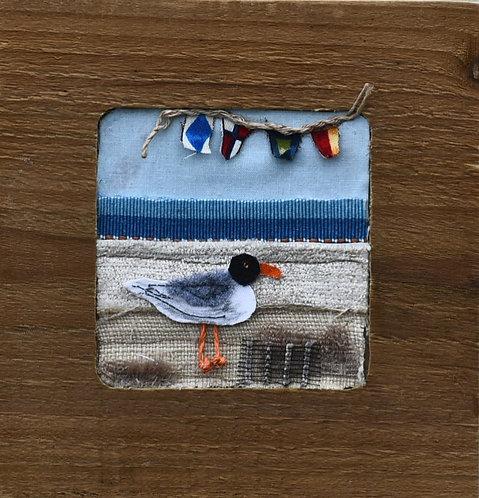 Bird at Sea by Mandy Swan