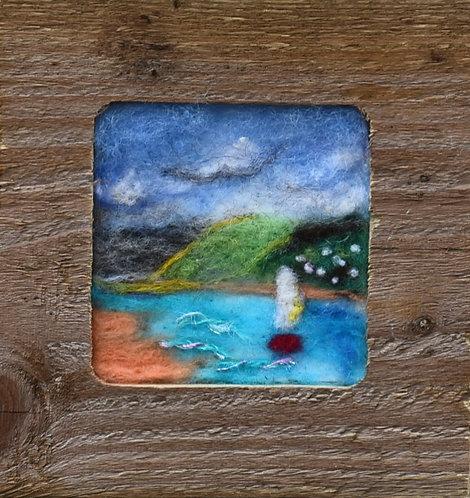 Coastly Sail by Mandy Swan