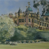 Audley End Print