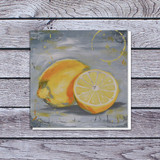 Lemons Card by Laura Beardsell-Moore
