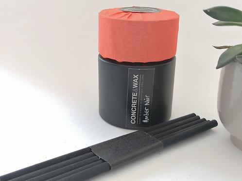 Reed Diffuser (Black) Amber Noir
