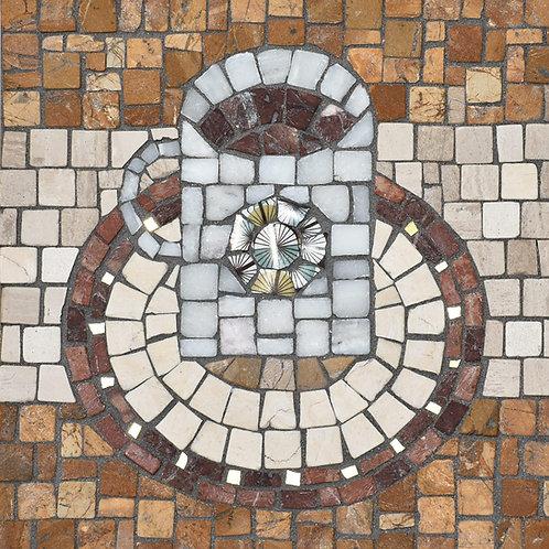 Tea Time - Mosaic Artwork