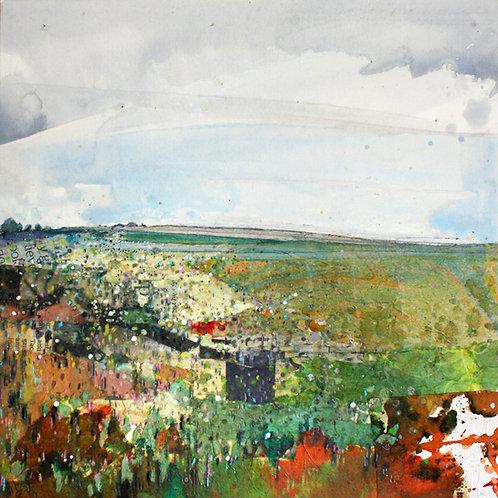 Marshland card by Alfie Carpenter