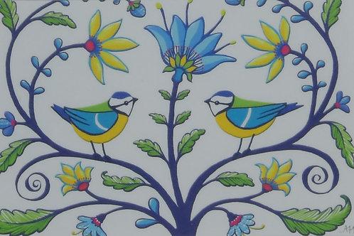 Blue Tit Print