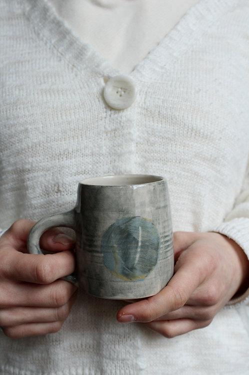 Harvest Moon - Small Stoneware Mug