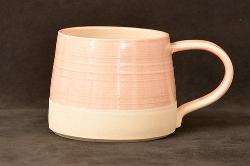 Stoneware Mug Pink