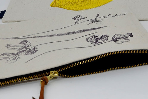 Pouch - Botanicals by Lottie Day