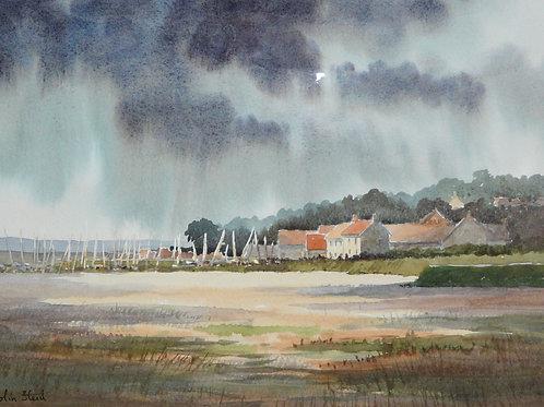Storm Over Brancaster, Norfolk