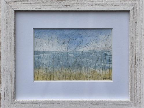 Norfolk coast #1 by Helen Wiseman